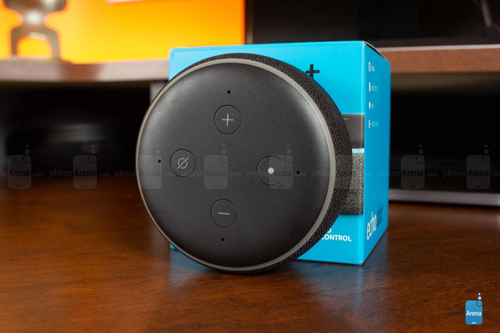 Amazon Echo Dot Review 3rd Generation Phonearena