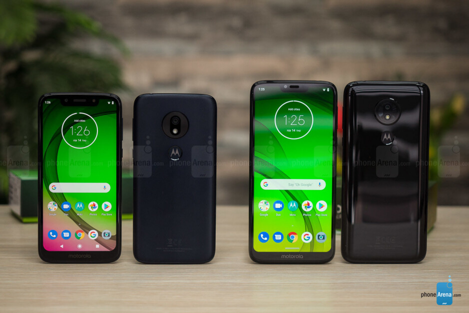 G7 Play and G7 Power - Motorola Moto G7, G7 Plus, G7 Power and G7 Play Review