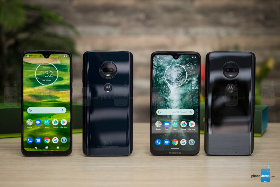 G7 and G7 Plus - Motorola Moto G7, G7 Plus, G7 Power and G7 Play Review