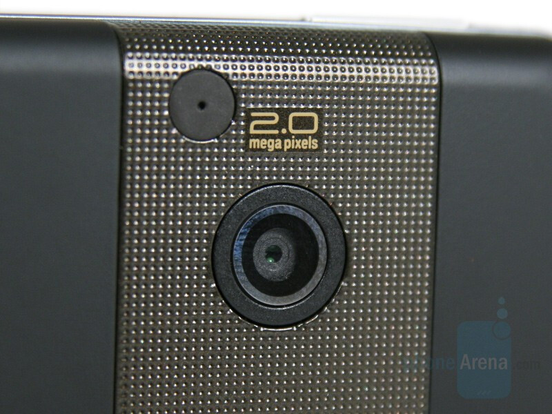 2 Megapixel Camera - Sony Ericsson K530 Review