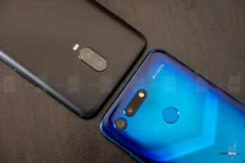 OnePlus 6T vs Honor View20