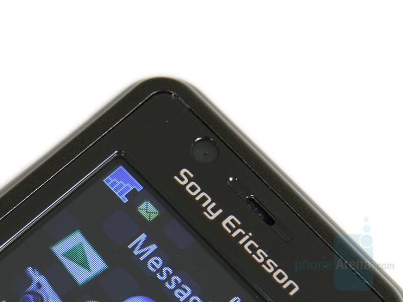 Video Conversation Camera - Sony Ericsson K530 Review