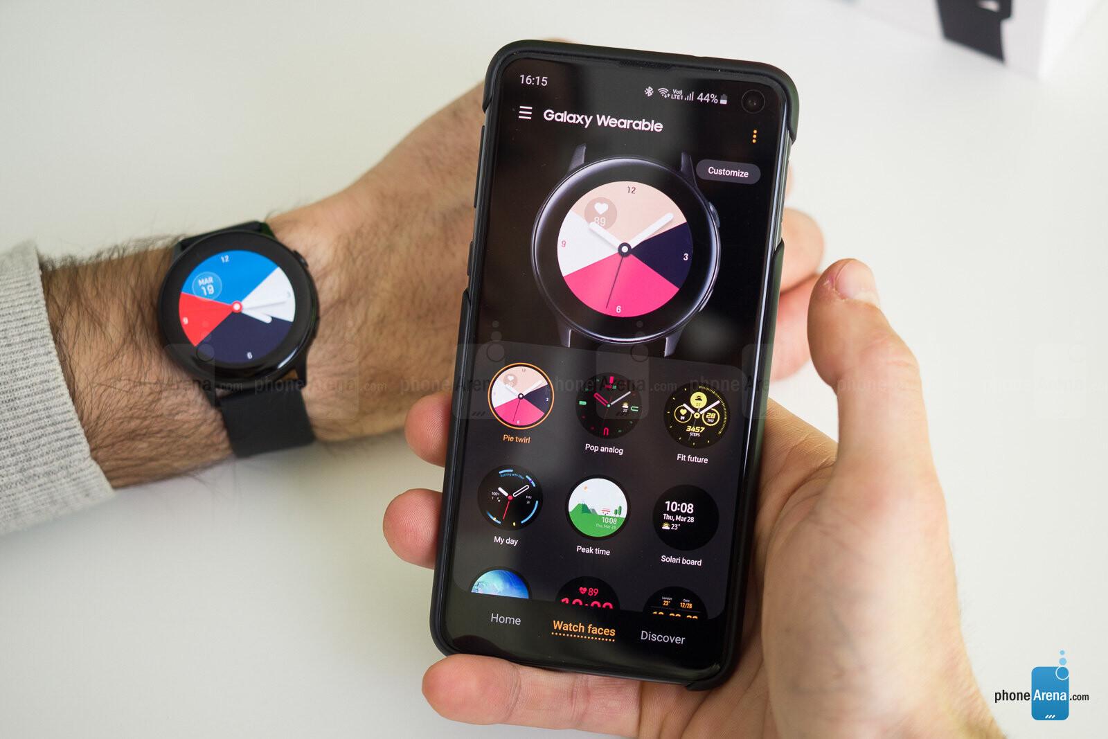 Samsung Galaxy Watch Active Review - PhoneArena