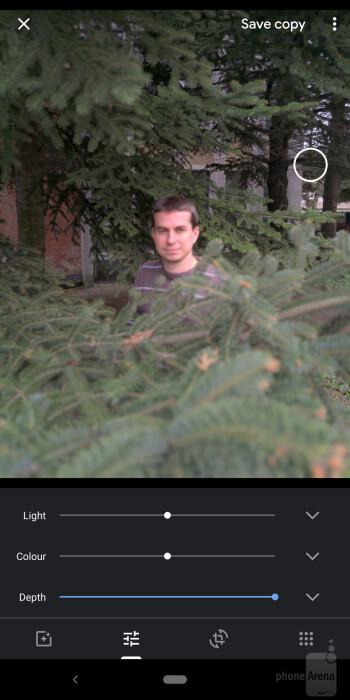 Sforum - Trang thông tin công nghệ mới nhất Nokia-9-PureView-Review-043-camera Đánh giá Nokia 9 PureView: Thiết kế độc nhất nhưng đó chưa đủ để thỏa mãn người dùng