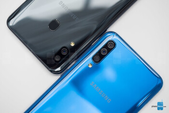 Samsung Galaxy A50 and Galaxy A30 Review