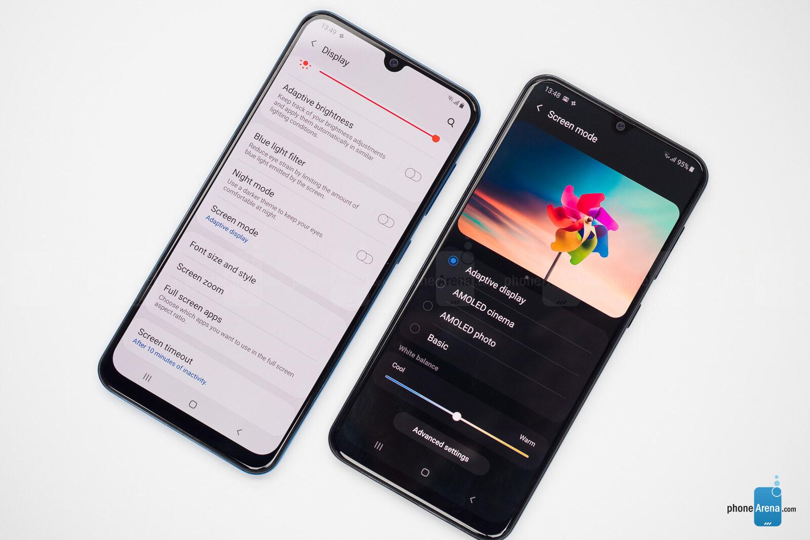 smartphone SMS tracking Samsung Galaxy A30