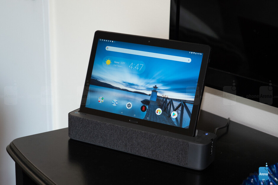 Lenovo Smart Tab P10 Review