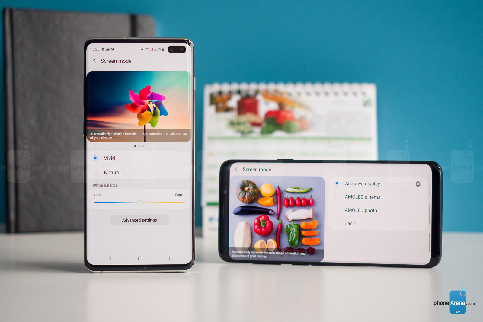 Samsung Galaxy S10 and S10+ vs Galaxy S9 and S9+ - Phone