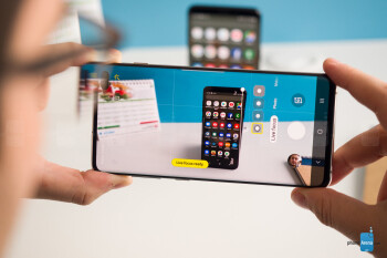 Samsung Galaxy S10 and S10+ vs Galaxy S9 and S9+