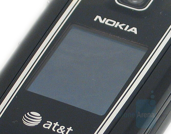 Secondary Display - Nokia 6555 Review