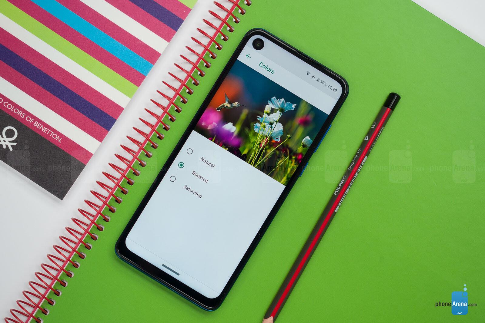 Motorola One Vision Review - PhoneArena