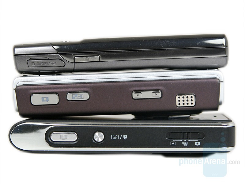 Viewty - N95 - G600 - LG Viewty Preview