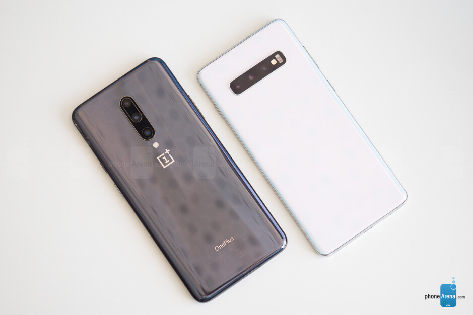 OnePlus 7 Pro vs Samsung Galaxy S10+: edging it out