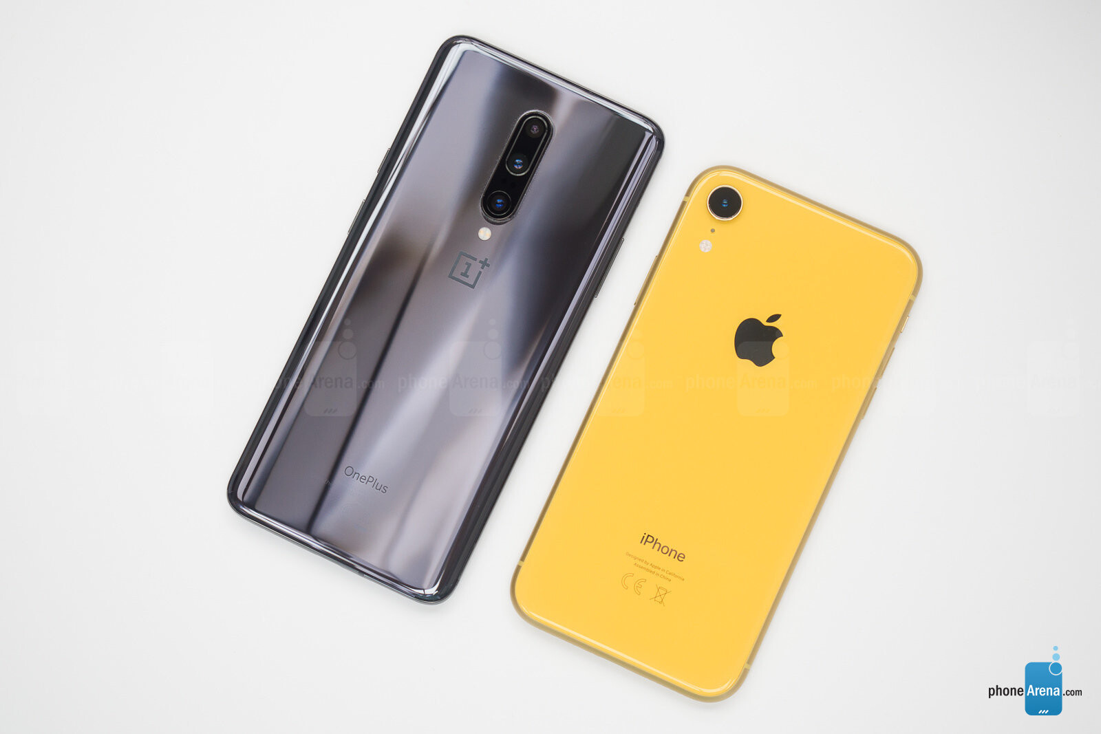 OnePlus 7 Pro vs Apple iPhone XR - PhoneArena