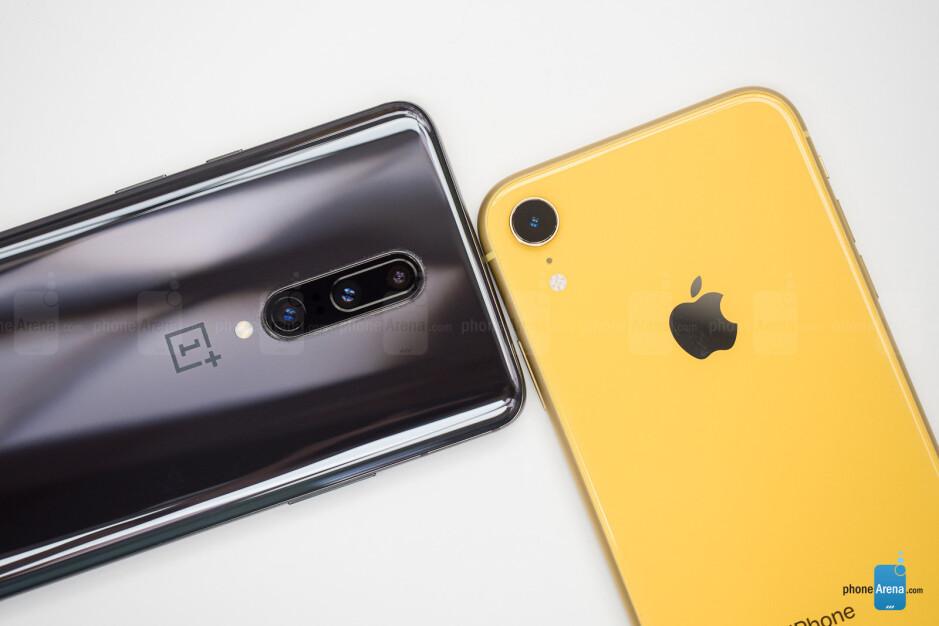 OnePlus 7 Pro vs Apple iPhone XR