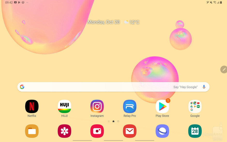 Samsung's One UI - Samsung Galaxy Tab S6 Review