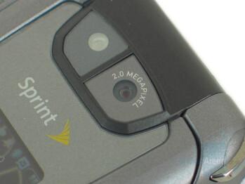 2 Megapixel Camera - Motorola ic902 Deluxe Review