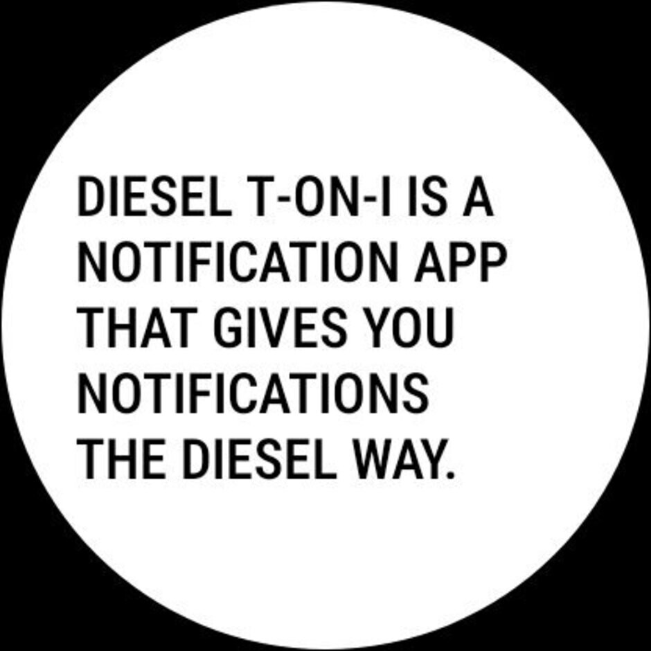 The Wear OS interface - Diesel On Axial Review