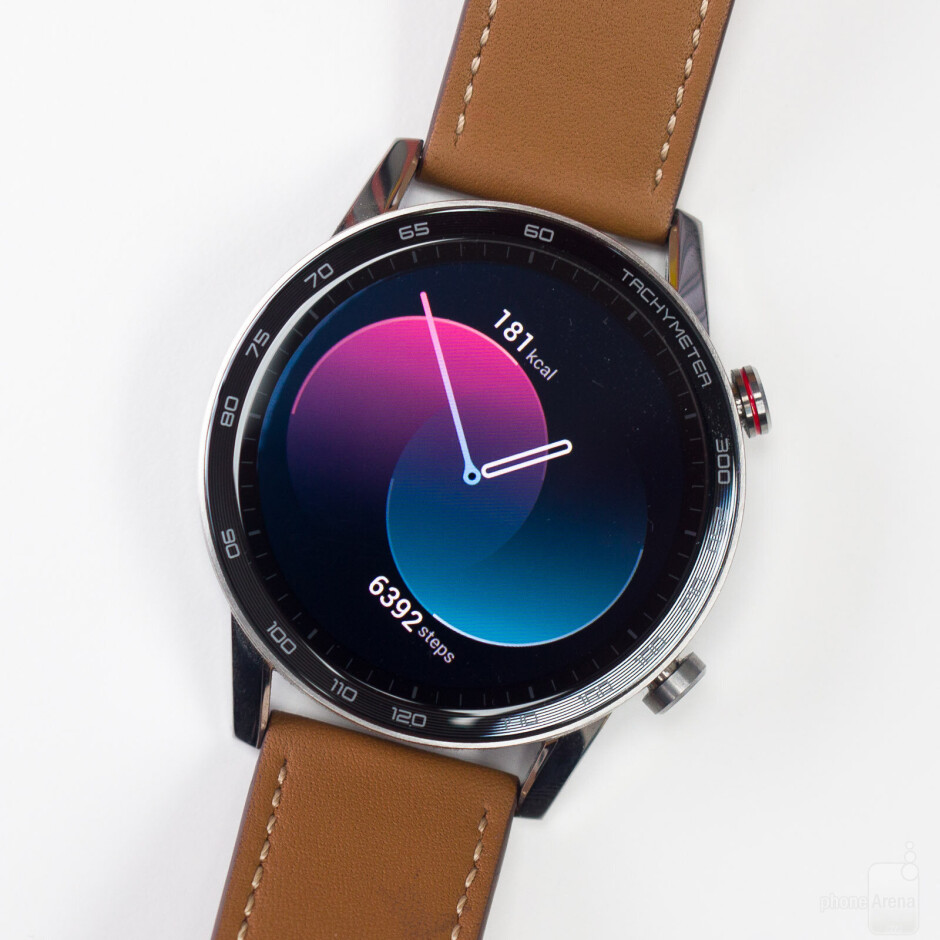 Actual watchface - Honor MagicWatch 2 Review