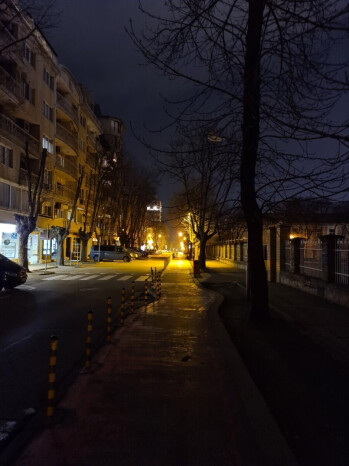 Night Mode OFF - Samsung Galaxy S20 Ultra Review
