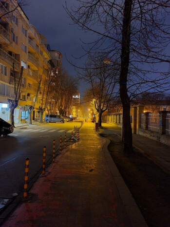 Night Mode ON - Samsung Galaxy S20 Ultra Review
