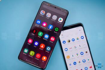 Samsung Galaxy S20 Plus vs Google Pixel 4 XL