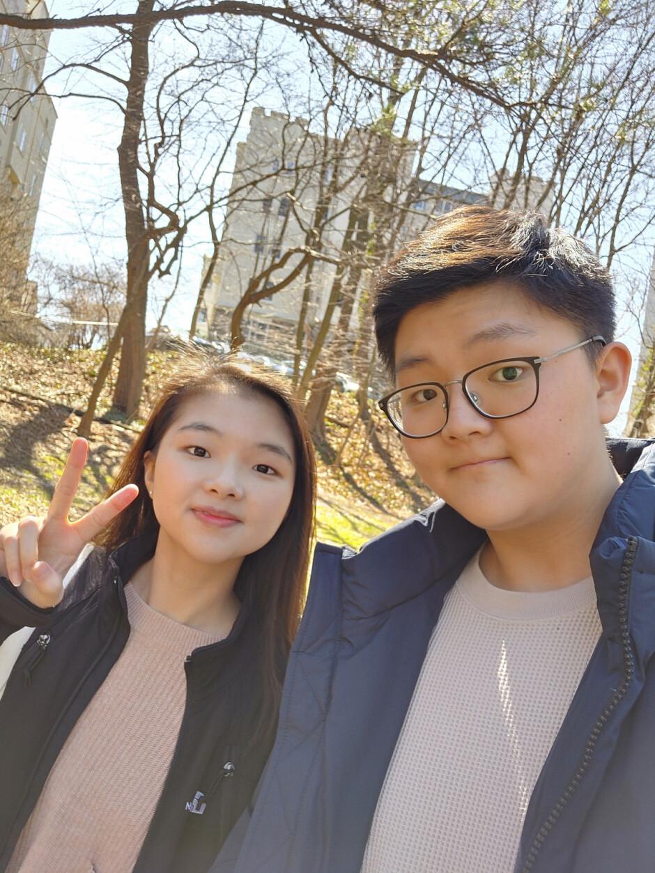 LG V60 selfies - LG V60 ThinQ Review
