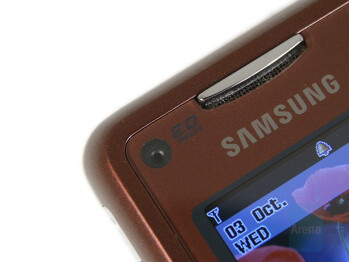 Samsung SGH-F500 Review