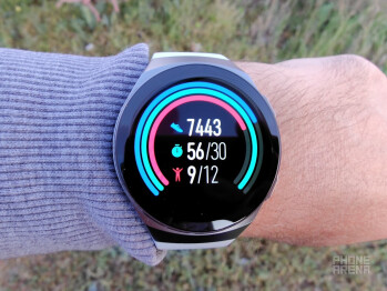 Gotta fill them all - Huawei Watch GT 2e review