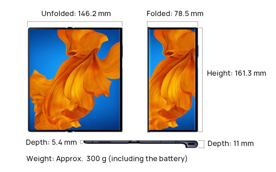Mate Xs adalah salah satu monyet chunky yang menyenangkan - ulasan ponsel lipat Huawei Mate Xs 5G