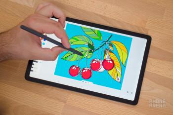 Ulasan Samsung Galaxy Tab S6 Lite