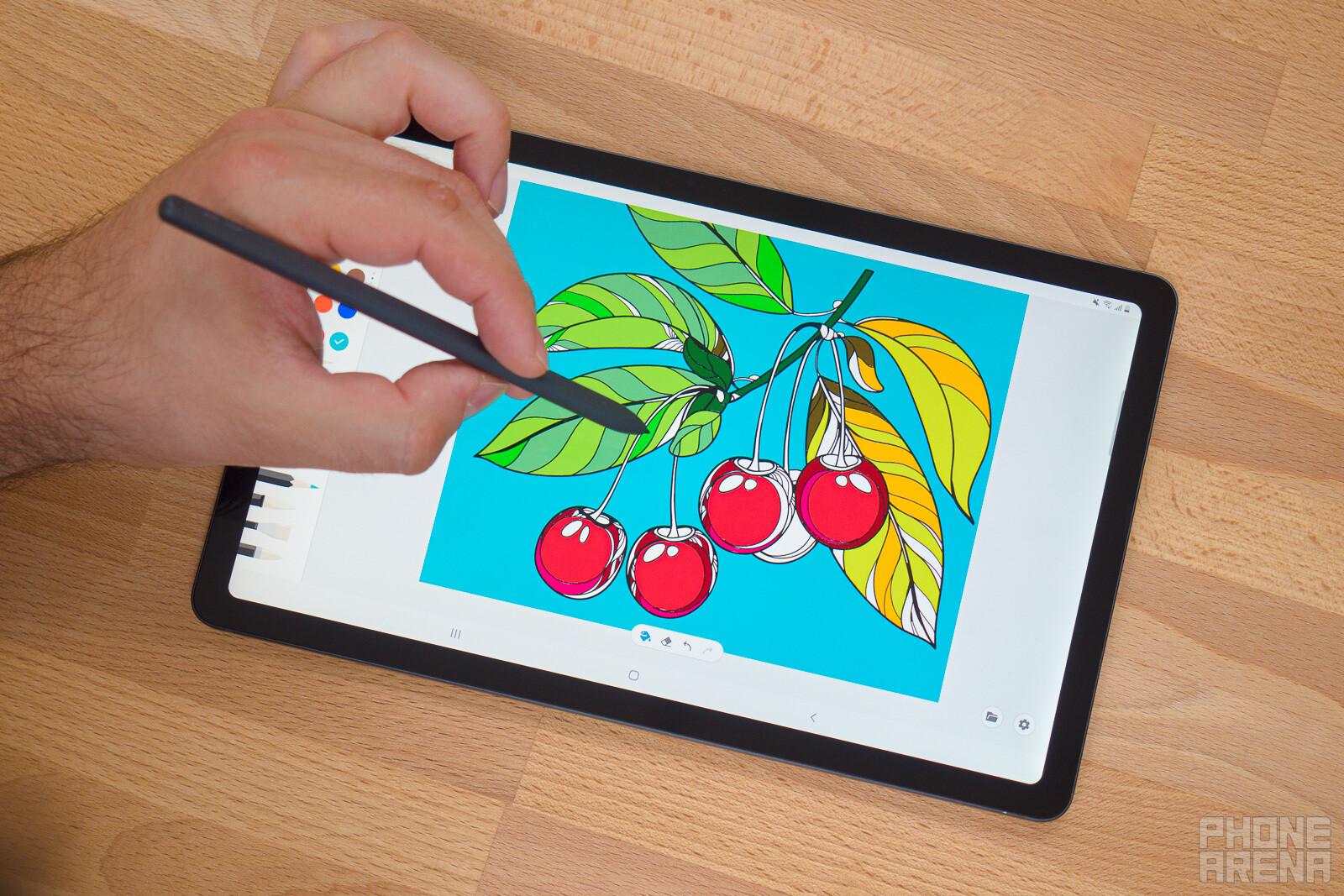 Samsung Galaxy Tab S6 Lite Review Phonearena