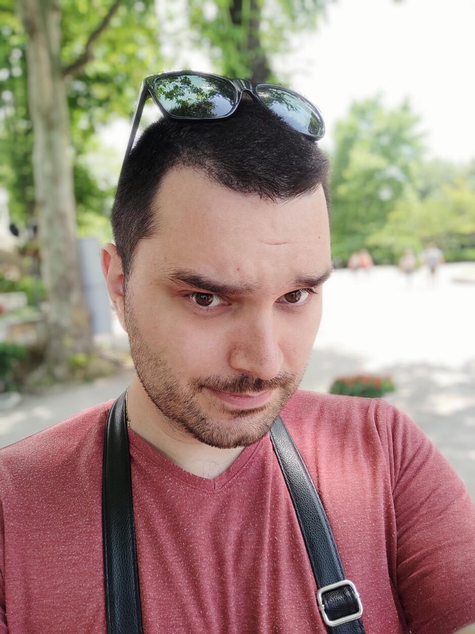 Xiaomi Poco F2 Pro selfies - Xiaomi Poco F2 Pro Review