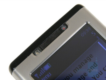 Second (videochat) camera - Nokia 6500 slide Review