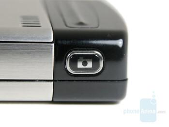 Camera Button - Nokia 6500 slide Review