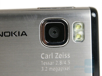 3.2 Megapixel Camera - Nokia 6500 slide Review