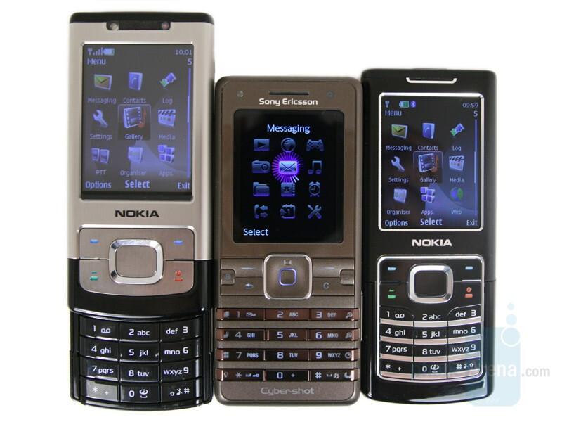 nokia 6500 slide review design phonearena. Black Bedroom Furniture Sets. Home Design Ideas