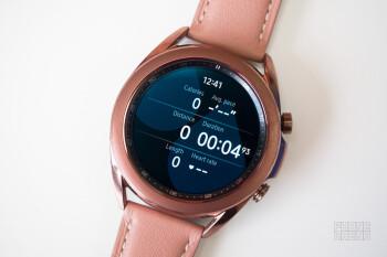 Ulasan Samsung Galaxy Watch 3