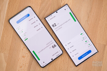 Perbandingan Samsung Galaxy Note 20 Ultra 5G vs S20 Ultra