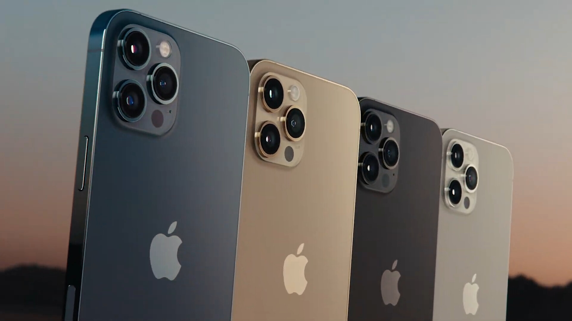 iPhone 12 Pro colors - iPhone 12 vs iPhone 12 Pro