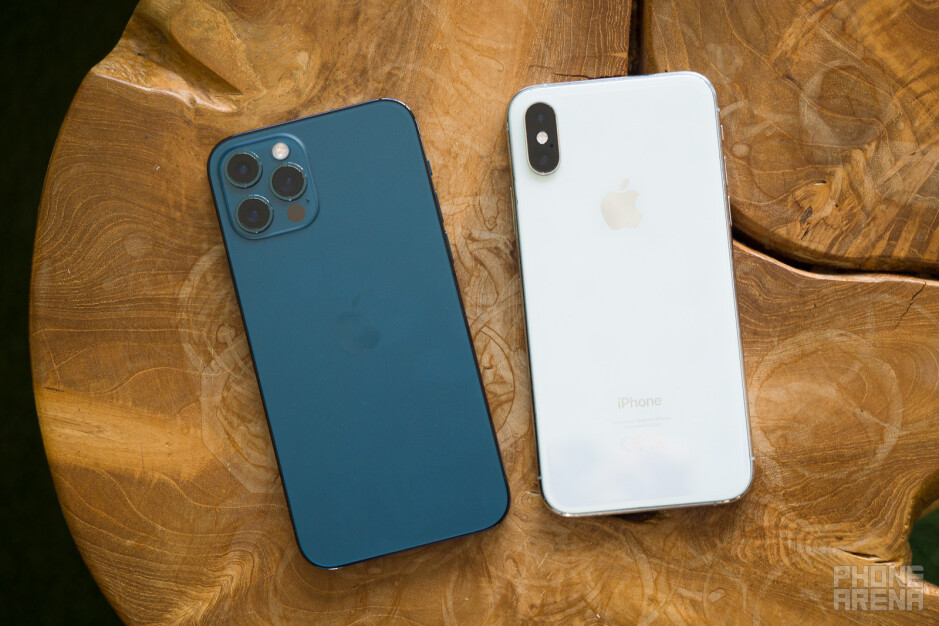 Apple iPhone 12 Pro/Max vs iPhone XS/Max