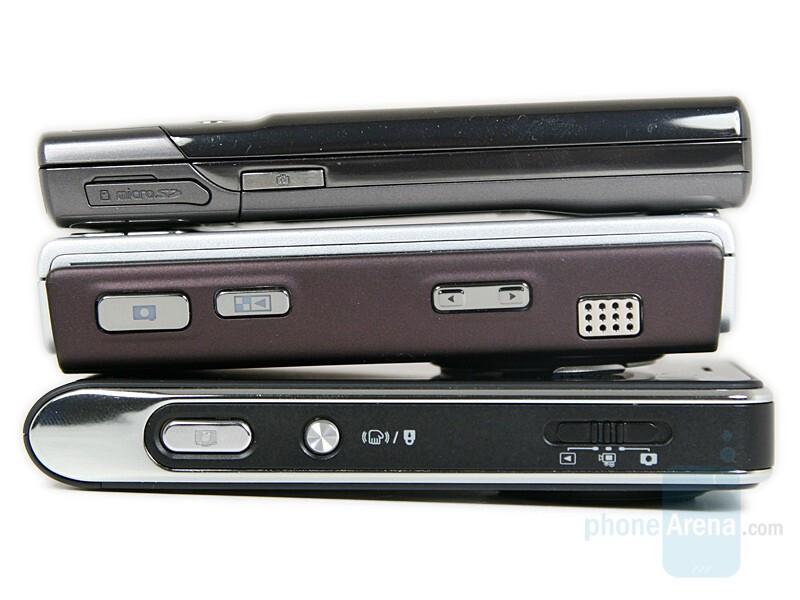 LG Viewty - Nokia N95 - Samsung G600 - LG Viewty, Samsung G600 and Nokia N95 Camera Comparison
