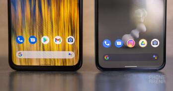 Pixel 5 vs Pixel 4a (5G)