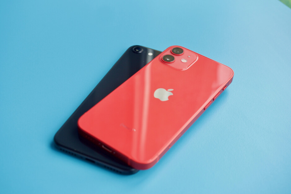 Iphone12mini se