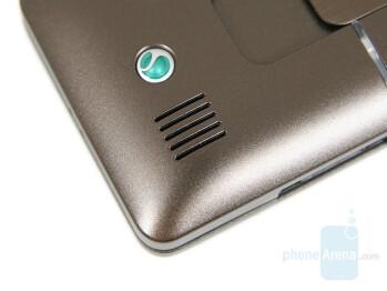 Loudspeaker - Sony Ericsson K770 Review