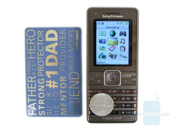 From Left to Right and Bottom to Top - Sony Ericsson K770, Nokia 6500 classic, Nokia 6500 slide - Sony Ericsson K770 Review