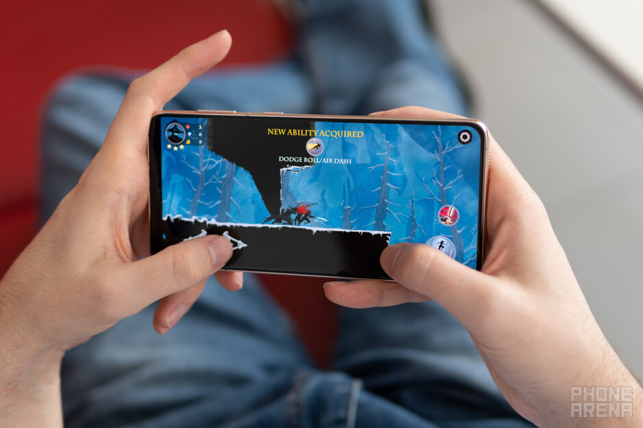 Samsung Galaxy S21+ review