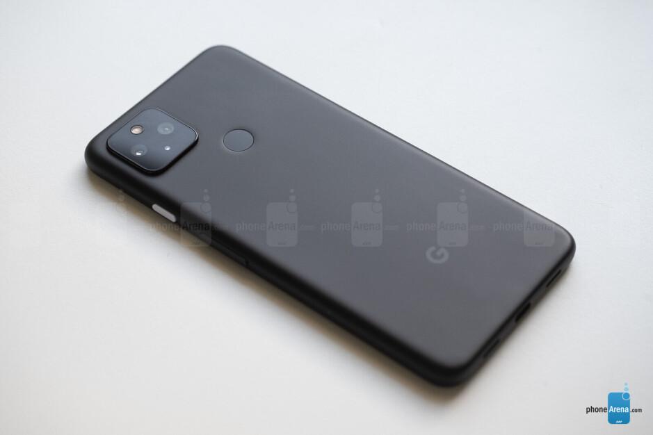 Pixel 4a 5G - Samsung Galaxy A52 5G vs Google Pixel 4a 5G: early comparison