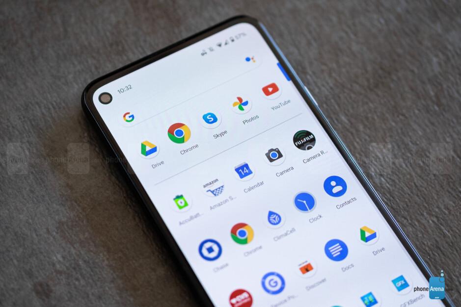 Pixel 4a 5G - Samsung Galaxy A52 vs Google Pixel 4a 5G