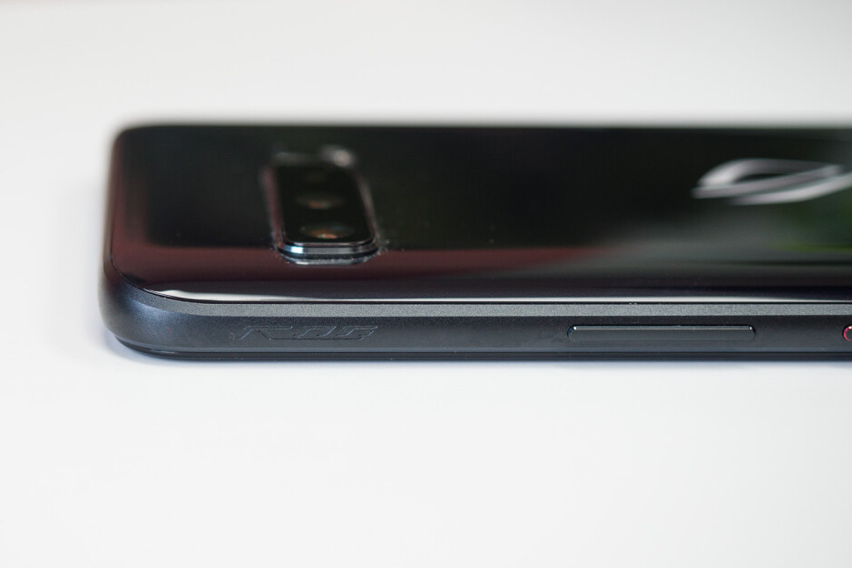 One of the two AirTriggers on the ROG Phone 3 - Asus ROG Phone 5 preview: what to expect